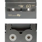 MiniDV Digital Video Cassette