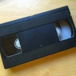VHS tape to DVD or digital transfer service