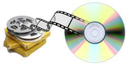 dvd film transfer